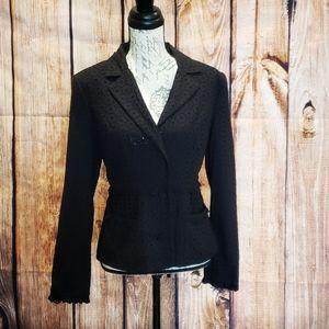 NWT Cabi Flamenco Lace Jacket
